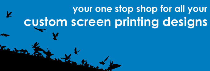 Ventura County one stop shop for all your custom screen printing designs